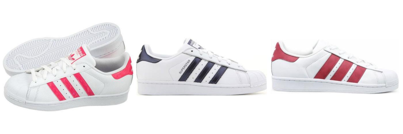 Z czym łączyć buty miejskie Adidas Superstar? 4 pomysły na